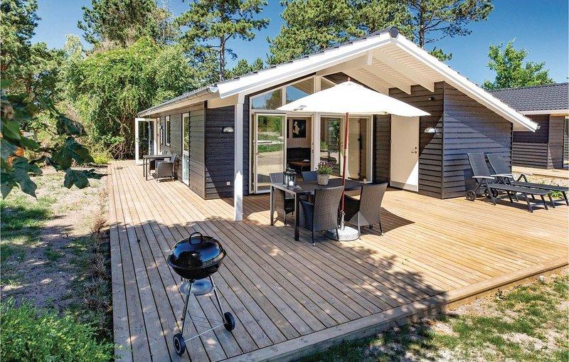 2 Zimmer Unterkunft in Nykøbing Sj, alquiler de vacaciones en West Zealand