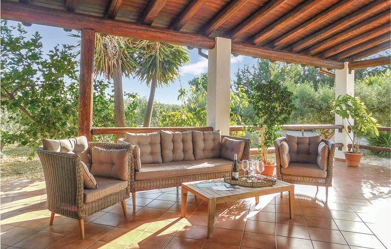 3 Zimmer Unterkunft in Menfi AG, vacation rental in Maragani