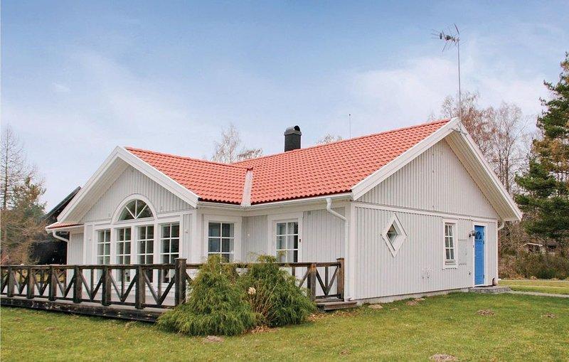 3 Zimmer Unterkunft in Brandstorp, location de vacances à Granna