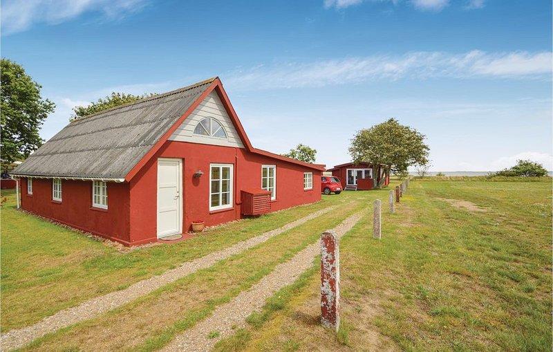 1 Zimmer Unterkunft in Rømø, location de vacances à Toender