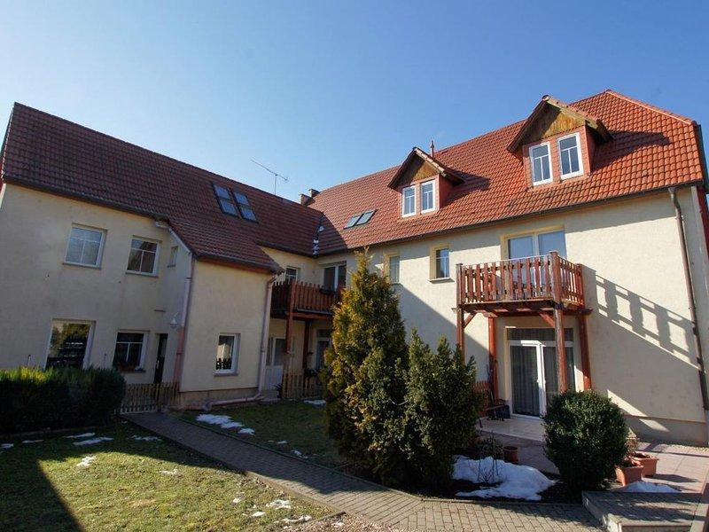 Ferienwohnung Bad Lauchstädt für 1 - 4 Personen mit 2 Schlafzimmern - Ferienwohn, location de vacances à Halle