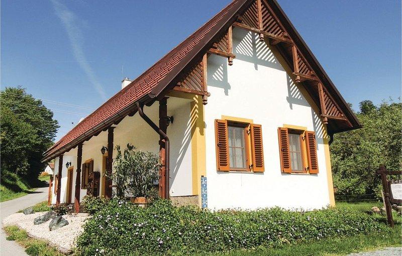 1 Zimmer Unterkunft in Gaas, location de vacances à Kukmirn