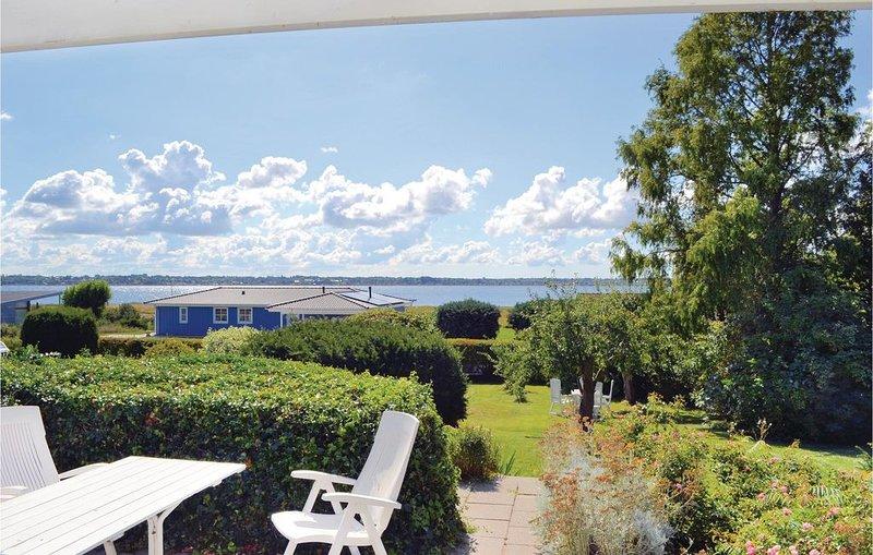 4 Zimmer Unterkunft in Holbæk, alquiler de vacaciones en West Zealand