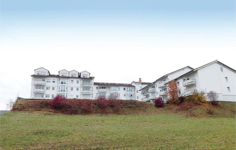1 Zimmer Unterkunft in Bad Rodach, holiday rental in Friesenhausen