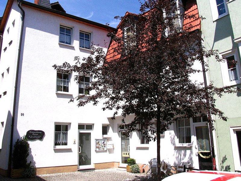 FEWO B | 80 qm | 1-4 Personen, location de vacances à Kaltennordheim