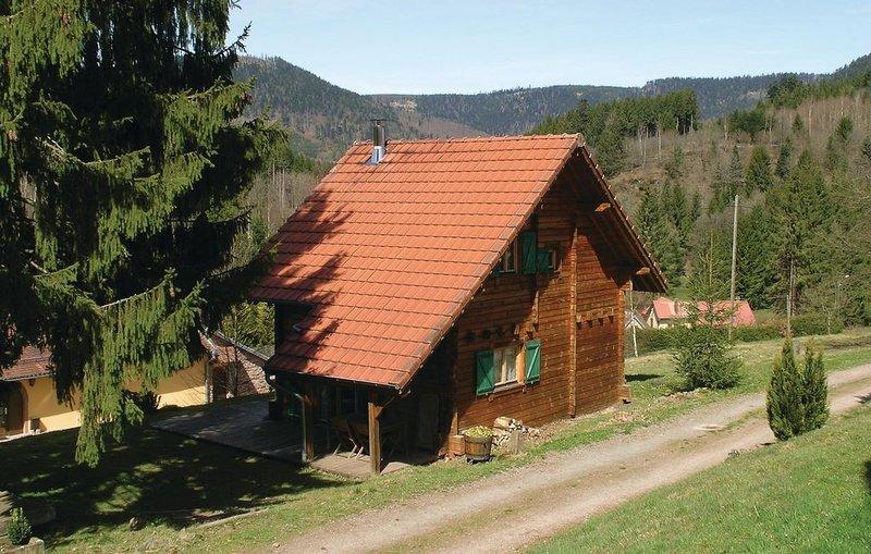 3 Zimmer Unterkunft in Saulxures, holiday rental in Belval