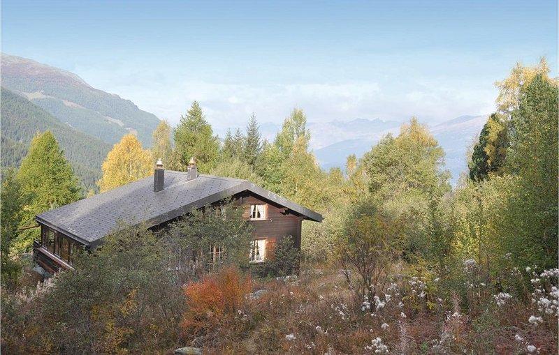 6 Zimmer Unterkunft in Bürchen, location de vacances à Eischoll