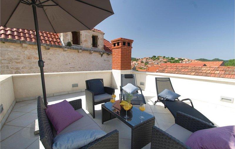 4 Zimmer Unterkunft in Blato, vacation rental in Blato