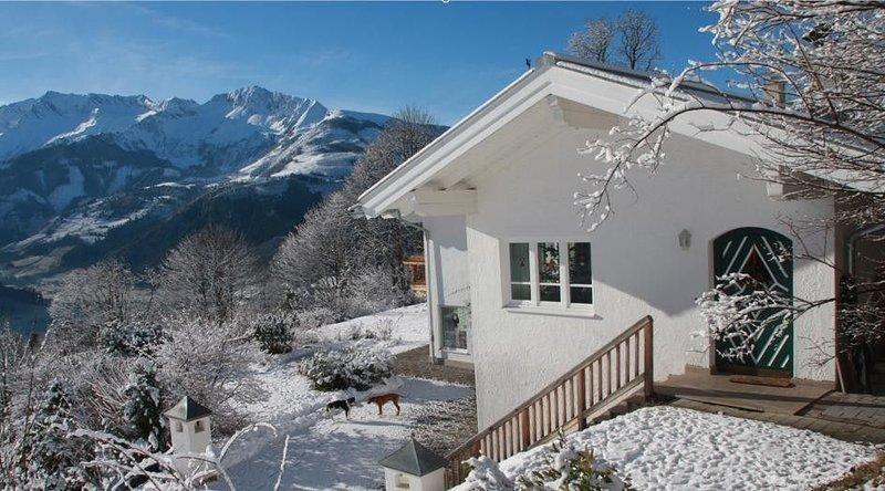 Wunderschöne Ferienwohnung in Traumlage, holiday rental in Uttendorf
