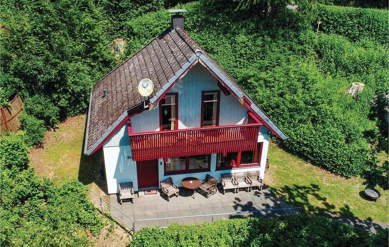 3 Zimmer Unterkunft in Kirchheim/Hessen, vakantiewoning in Tann