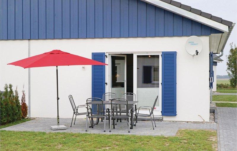 2 Zimmer Unterkunft in Altefähr/Rügen, holiday rental in Altefahr