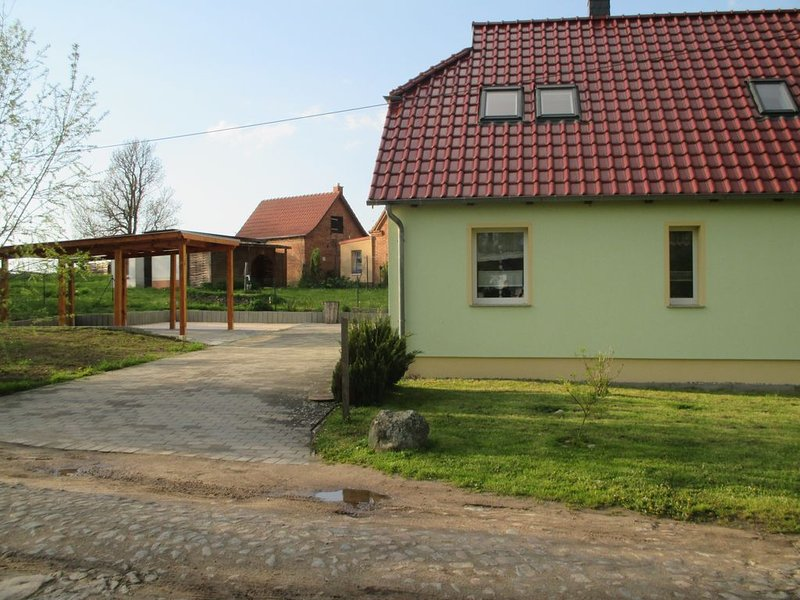 Ferienwohnung/App. für 4 Gäste mit 85m² in Dargun (71439), holiday rental in Boddin