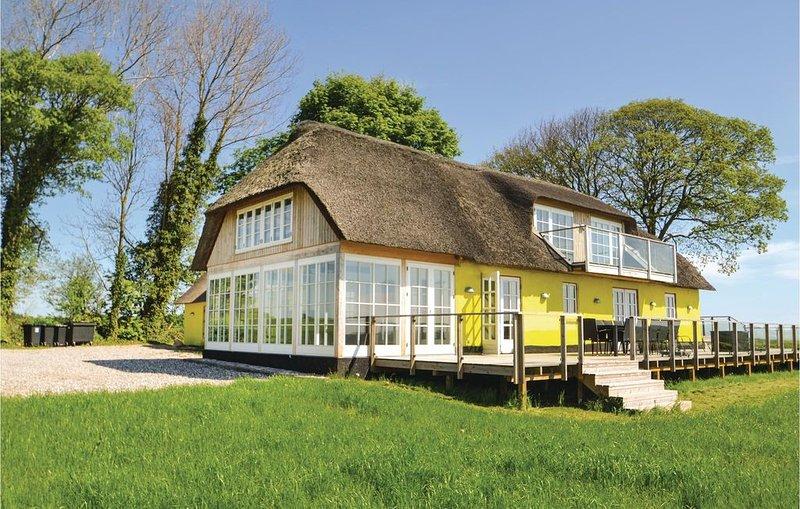 6 Zimmer Unterkunft in Havndal, holiday rental in Randers