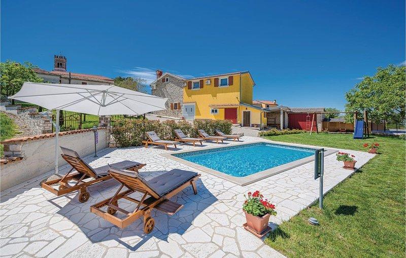 4 Zimmer Unterkunft in Nova Vas, location de vacances à Verteneglio