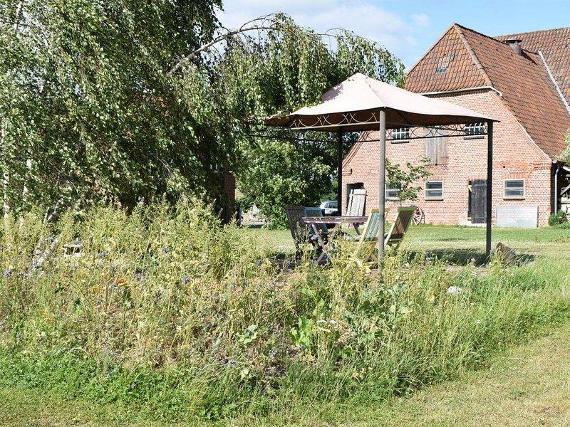 Draußen in der Natur!, holiday rental in Kabelhorst