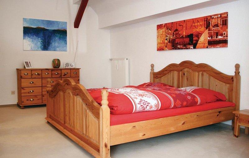 3 Zimmer Unterkunft in Tambach-Dietharz, vacation rental in Oberhof