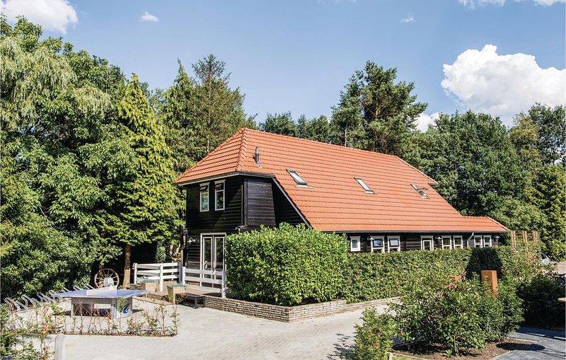 8 Zimmer Unterkunft in Bruchterveld, casa vacanza a Wilsum
