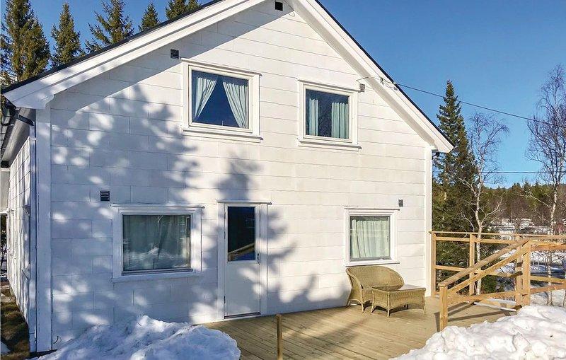 4 Zimmer Unterkunft in Rauland, holiday rental in Tokke Municipality