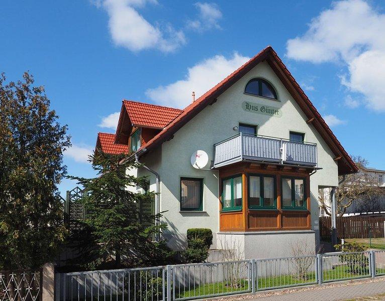 Hus Günter - Wohnung Neptun, holiday rental in Seebad Ahlbeck