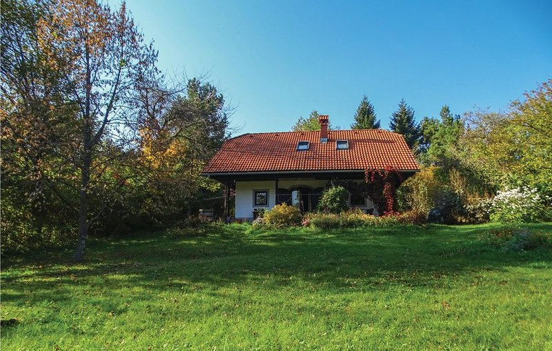 4 Zimmer Unterkunft in Grahovo, aluguéis de temporada em Nova Vas