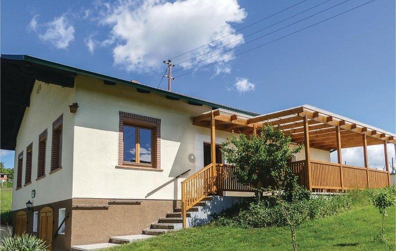 1 Zimmer Unterkunft in Deutsch Schützen, location de vacances à Kukmirn