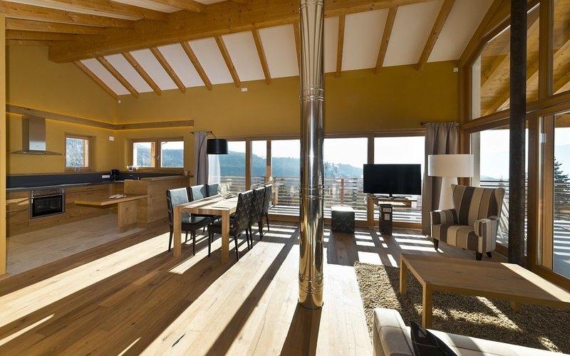 Apartment Franzn- Sonnige Alleinlage in den Dolomiten, casa vacanza a Laives