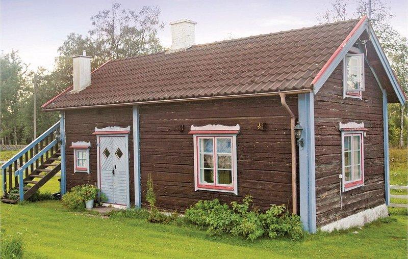 2 Zimmer Unterkunft in Mullsjö – semesterbostad i Mullsjö