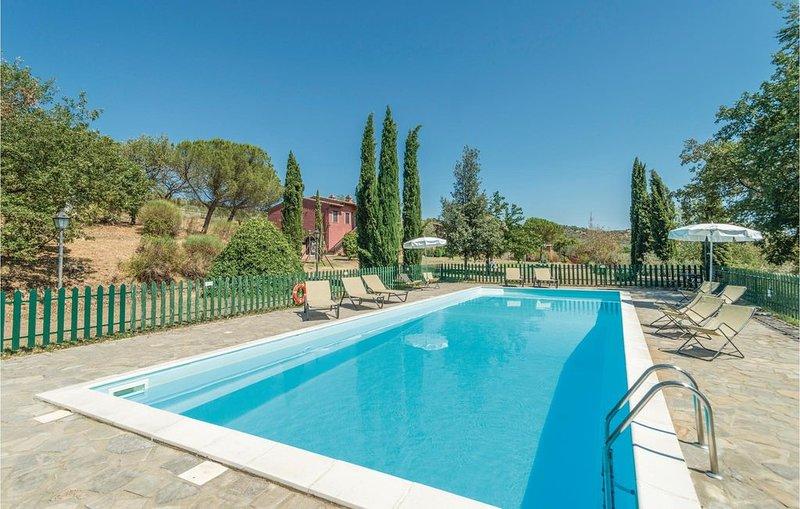 3 Zimmer Unterkunft in Magione (PG), vacation rental in Agello