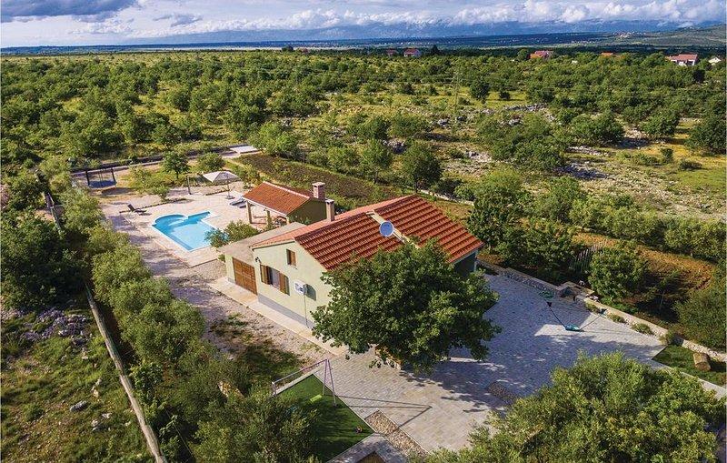 2 Zimmer Unterkunft in Biograd, holiday rental in Polaca