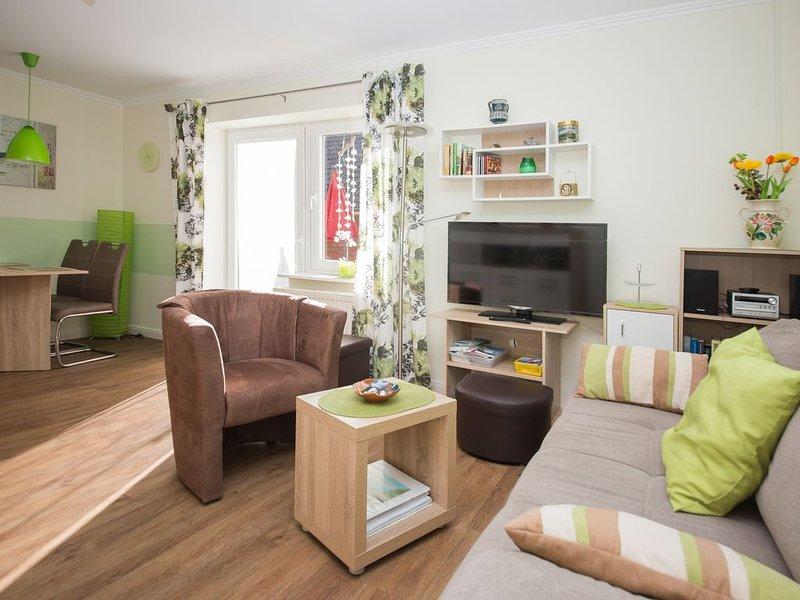 Ferienwohnung/App. für 4 Gäste mit 46m² in Rabenkirchen-Faulück (77372), aluguéis de temporada em Arnis