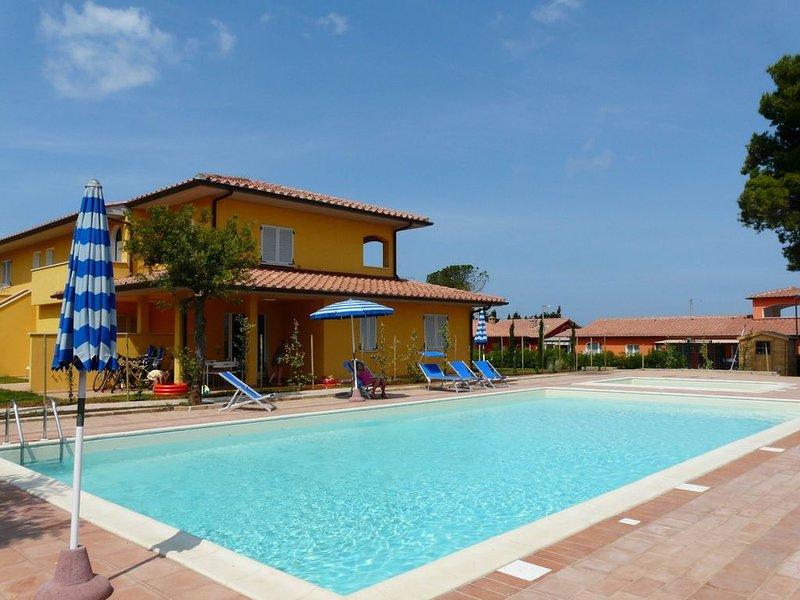Ferienwohnung am Meer mit privatem Aussenraum, T-loft, vacation rental in Pian D'Alma