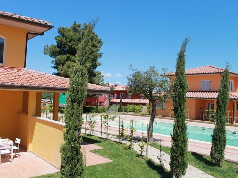 Ferienwohnung am Meer mit privatem Aussenraum, MT, vacation rental in Pian D'Alma