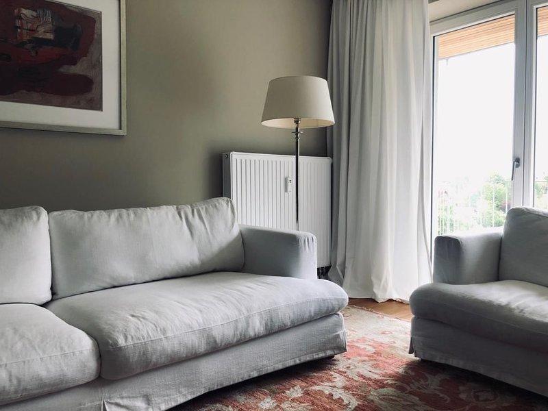Ferienwohnung für 2 Personen in traumhafter, ruhiger Lage, holiday rental in Hohenzieritz