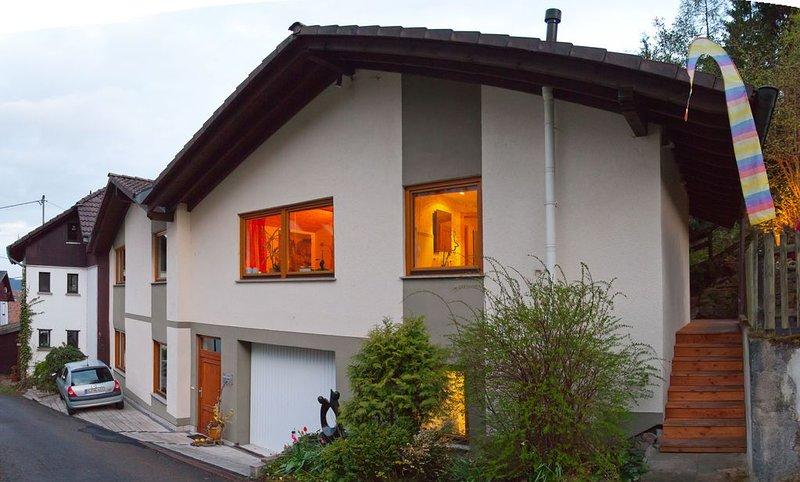 FEWO 'En Raußel'. Entspannen, erleben, genießen in Windeck-Rossel, holiday rental in Reichshof
