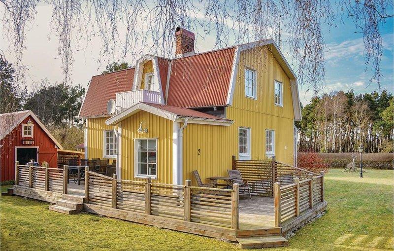 4 Zimmer Unterkunft in Sölvesborg, location de vacances à Sölvesborg