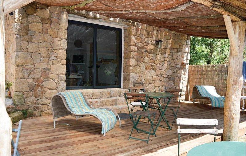 1 Zimmer Unterkunft in Coti-Chiavari, holiday rental in Coti-Chiavari