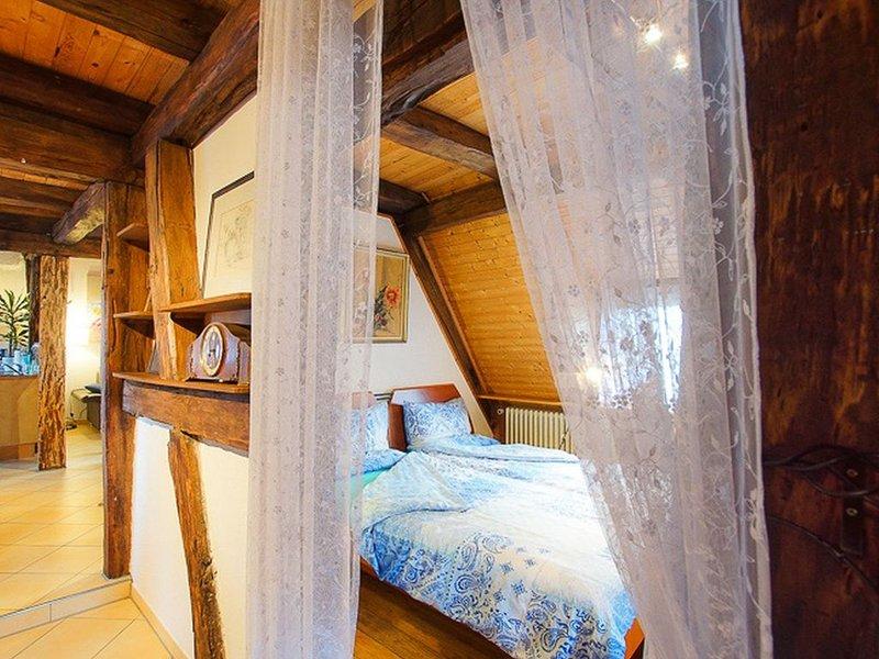 Grauburgunder, Ferienwohnung mit 70 qm, 2 Schlafzimmer für max. 4 Personen, holiday rental in Neuf-Brisach