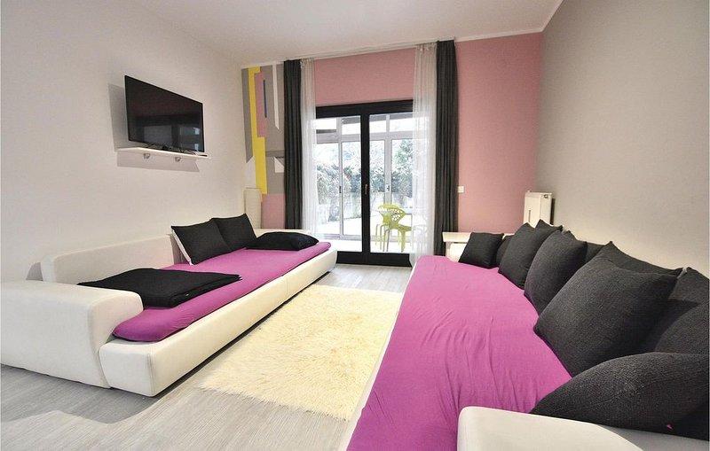 2 Zimmer Unterkunft in Izola – semesterbostad i Slovenian Istria