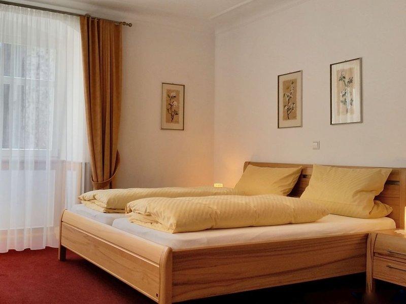 Appartement S2, 35 qm, mit 1 Wohn-/Schlafraum für max. 2 Personen, vacation rental in Dornbirn