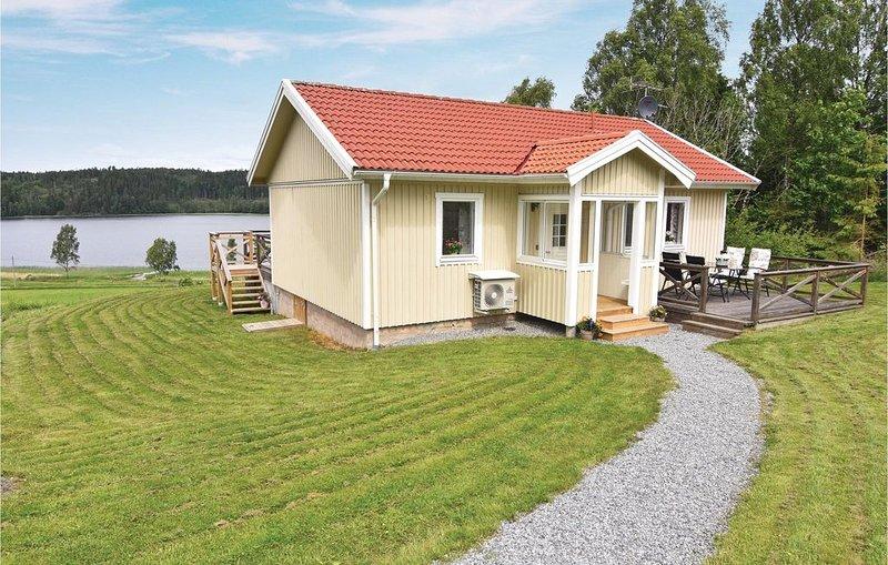 3 Zimmer Unterkunft in Hedekas, location de vacances à Hogsater