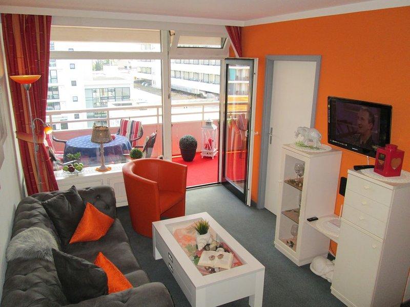 Ferienwohnung/App. für 3 Gäste mit 49m² in Grömitz (60153), holiday rental in Gromitz