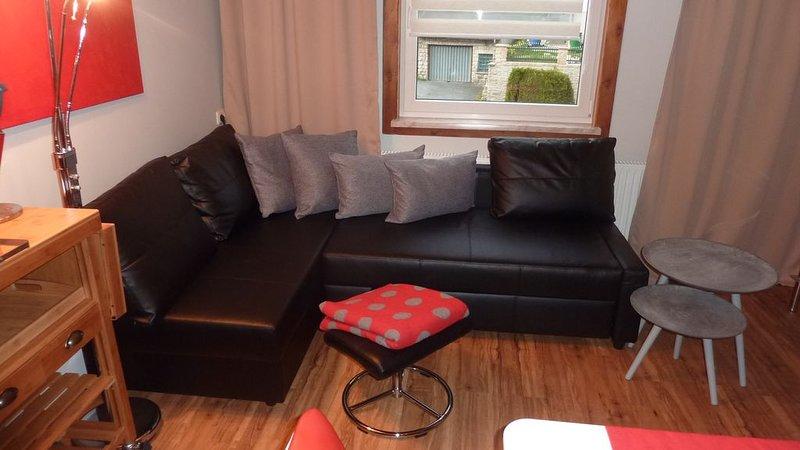 Ferienwohnung'ILSE' 2 Schlafzi. 4P, Balkon, Sauna Thür. Wald, holiday rental in Schleusegrund