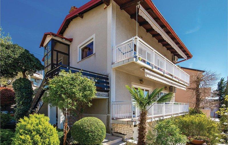 2 Zimmer Unterkunft in Rijeka, casa vacanza a Cavle