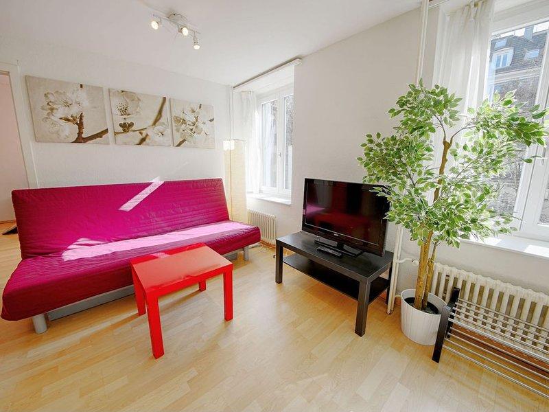 ZH Keita - Stauffacher HITrental Apartment, location de vacances à Obfelden