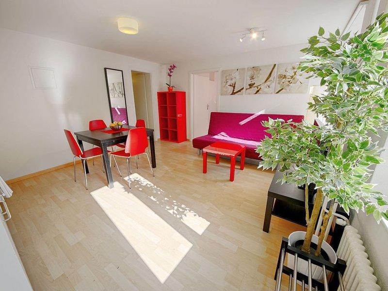 ZH Raffael - Stauffacher HITrental Apartment, location de vacances à Obfelden