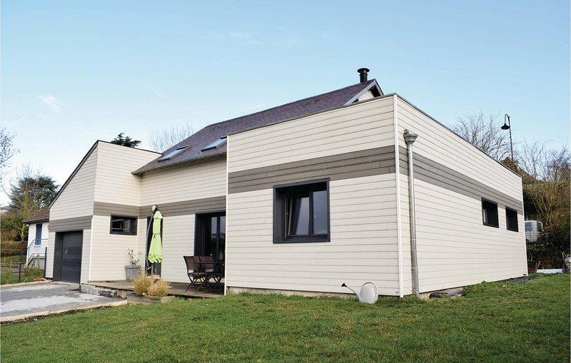 3 Zimmer Unterkunft in Pacy sur eure, aluguéis de temporada em La Couture Boussey