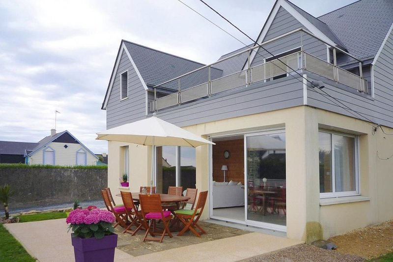 Ferienhaus, Denneville, holiday rental in Saint-Lo-d'Ourville