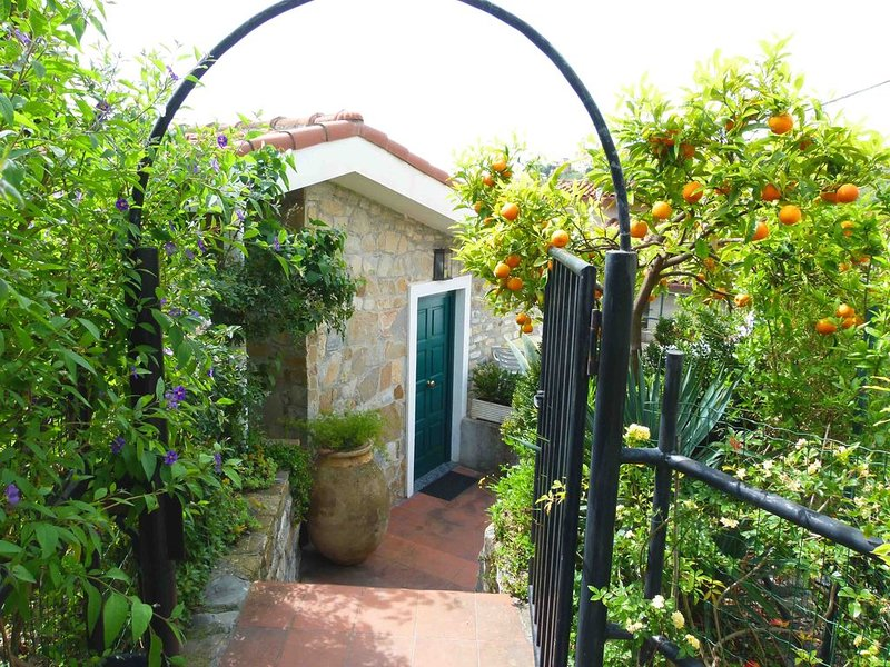 Casa Mimosa - Sonnenplatz - Qualitaet zum Guten Preis an der Blumenriviera, vacation rental in Diano Borello
