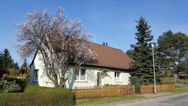 Ferienwohnung/App. für 3 Gäste mit 45m² in Blankensee (71534), holiday rental in Hohenzieritz