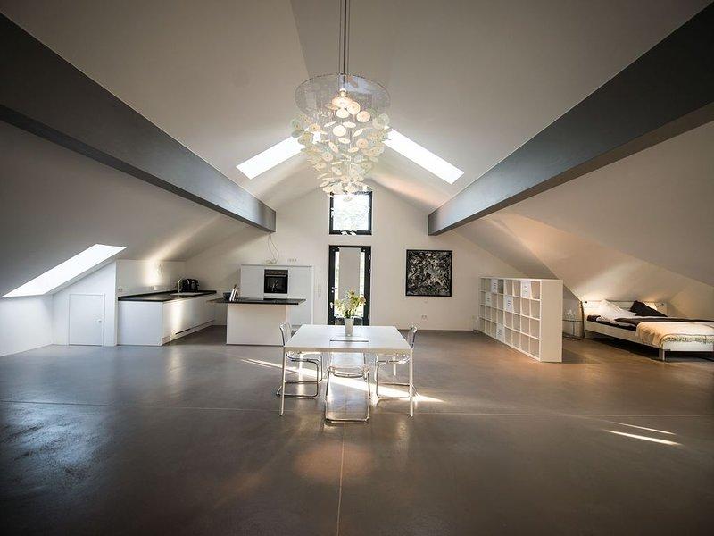 Ferienwohnung im Loft-Stil in 2017  gebaut, alquiler de vacaciones en Wolfstein